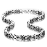 """***BRAND NEW***AWESOME 8mm 21"""" Long Mechanic Style Men's Necklace *** in The Woodlands, Texas"""