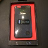 New Guess Hard Case for Iphone 6 plus in Aurora, Illinois