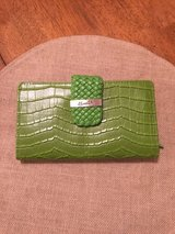 Green Buxton Wallet (NWOT) in Chicago, Illinois