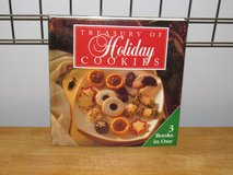 "Cookbook ""Treasury of Holiday Cookies"" in Aurora, Illinois"