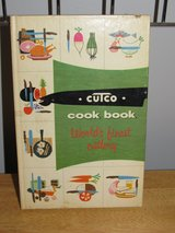 "Vintage Cookbook~""Cutco World's Finest Cutlery"" in Aurora, Illinois"