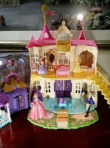 Sophia The First  Princess Castle Plus Castle Bedroom Playset in Joliet, Illinois