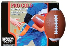 POOF Pro Gold Flag Football Set in Naperville, Illinois