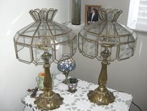 Brass Lamps in St. Louis, Missouri