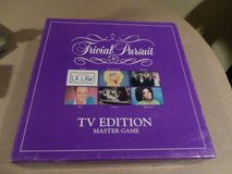 Trivial Pursuit - TV Edition Master Game in Bolingbrook, Illinois