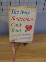 "Reduced~Vintage ""The New Settlement Cookbook""~1954~Reduced in Yorkville, Illinois"