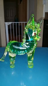 Murano Hand Blown Glass Donkey/Horse in Plainfield, Illinois