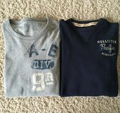 Hollister/American Eagle Long Sleeve Shirts-Mens Medium in Lockport, Illinois