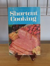 "Cookbook ""Shortcut Cooking"" 1969 in Yorkville, Illinois"