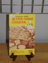 "Cookbook ""Pillsbury Best Butter Cookie Cookbook"" 1950's in Yorkville, Illinois"