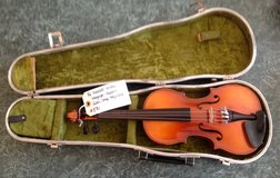 1/4 Suzuki Violin (made in Nagoya, Japan) in Joliet, Illinois