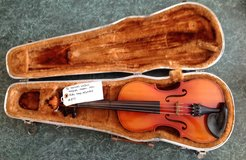 1/2 Suzuki Violin (made in Nagoya, Japan) in Joliet, Illinois