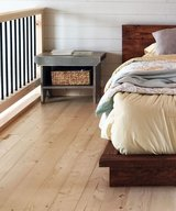 Wood country style end table night stand in Camp Lejeune, North Carolina