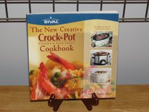 "Cookbook ""the New Creative Crock Pot"" Rival 2001 in Yorkville, Illinois"