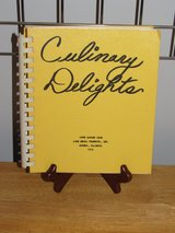 "Cookbook ""Culinary Delights"" 1976 in Aurora, Illinois"