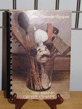 "Cookbook ""Our Favorite Recipes"" State Bank of St. Charles 1982 in Yorkville, Illinois"