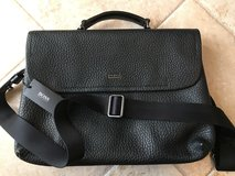 Men's Laptop Briefcase by Hugo Boss in Tinley Park, Illinois