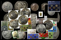 Coins, Coins & Paper Money in Okinawa, Japan