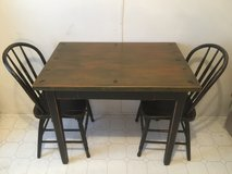Primitive/Rustic Table & Chair Set in Yorkville, Illinois