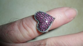 silver ring in Fort Campbell, Kentucky