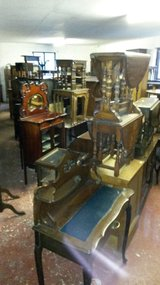 OPEN TODAY OLD BARN ANTIQUES WAREHOUSE in Lakenheath, UK