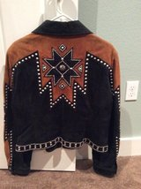 Reduced Suede Western style Rodeo jacket - women's in Conroe, Texas