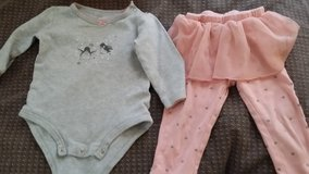 12 month girls outfit in Chicago, Illinois