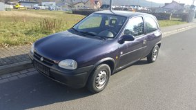 Opel Corsa Sport 1,4 Gas Saver in Ansbach, Germany