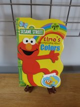 Sesame Street Elmos's Guessing Game About Colors in Yorkville, Illinois