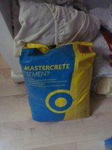 Bag of cement unopened in Lakenheath, UK