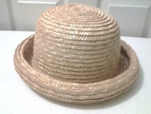 Tan Straw Hat in Eglin AFB, Florida