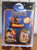 DVD Moonbeam Adventures~3 Full-Length Movies in Yorkville, Illinois