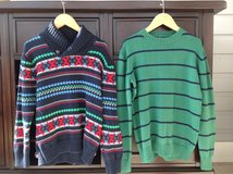 Boys GAP Clothes Size 10: Sweaters / Button Down Shirt - Like New! in Aurora, Illinois