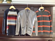 Boys Sweaters Size 8 - Gap and Gymboree in Plainfield, Illinois