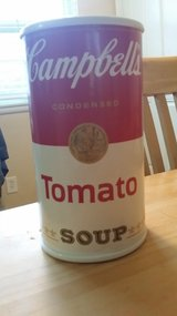 Campbell's soup bank in Plainfield, Illinois