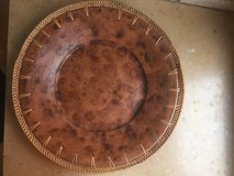 Rustic Plate Chargers (4 total) in Stuttgart, GE