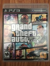 Grand Theft Auto V PS3 PlayStation 3 in Naperville, Illinois