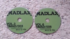 2 Madlax Dvds in Camp Lejeune, North Carolina