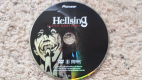 Hellsing Blood Brothers DVD in Camp Lejeune, North Carolina