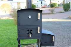 Big Mike Smoker & Pizza Oven in Ramstein, Germany
