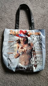 KID ROCK/ROLLING STONE 2000 TOTE in Fort Benning, Georgia