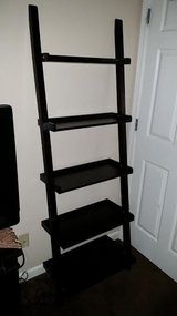 New / Espresso Ladder Book Shelf in Fort Campbell, Kentucky