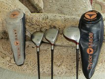 Taylor Made Burner Super Steel Set with Drive plus 3 & 5 Fairway Metals in Naperville, Illinois