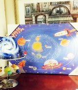 Galaxy Set Lamp and Canvas/Space Set in Bolingbrook, Illinois