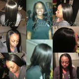 Extentions  Weaves  Sewins lace fronts in Camp Pendleton, California