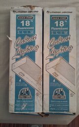 """2. - 18"""" Lithonia Cabinet Lighting (NIB) in The Woodlands, Texas"""