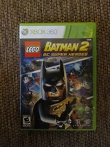 LEGO Batman 2: DC Super Heroes for xbox 360 in Naperville, Illinois