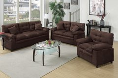 NEW 3 PC SOFA SET in Camp Pendleton, California