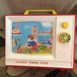 Fisher Price Giant Screeen Music Box TV in Naperville, Illinois