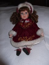 PORCELAIN MUSICAL DOLL in Cherry Point, North Carolina
